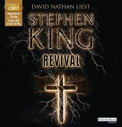 Revival, 3 Audio- CD, MP3 - King, Stephen