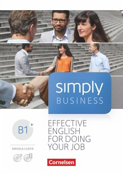 Simply Business B1+ Coursebook - Acquaviva, Kristen; Hart, Claire; Lloyd, Angela