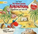 Der kleine Drache Kokosnuss - Expedition auf dem Nil / Die Abenteuer des kleinen Drachen Kokosnuss Bd.23 (1 Audio-CD)