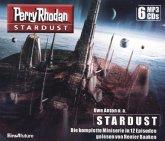 Perry Rhodan Stardust - Die komplette Miniserie, 6 MP3-CDs
