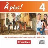 À plus ! - Nouvelle édition - Band 4 / À plus! Nouvelle édition Bd.4