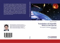 Translation of Scientific Hints in the Qur'an