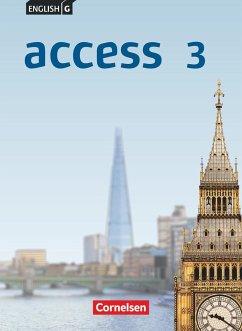 English G Access 03: 7. Schuljahr. Schülerbuch - Harger, Laurence; Niemitz-Rossant, Cecile J.