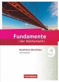 Fundamente der Mathematik 9. Schuljahr. Schülerbuch Gymnasium Nordrhein-Westfalen