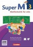Super M 3. Schuljahr. Arbeitsheft mit CD-ROM. Westliche Bundesländer