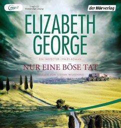 Nur eine böse Tat / Inspector Lynley Bd.18 (3 MP3-CDs) - George, Elizabeth