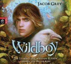 Die Stimme des weißen Raben / Wildboy Bd.1 (4 A...