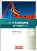 Fundamente der Mathematik 6. Schuljahr. Schülerbuch Gymnasium Niedersachsen