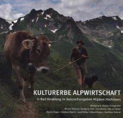 Kulturerbe Alpwirtschaft in Bad Hindelang im Na...