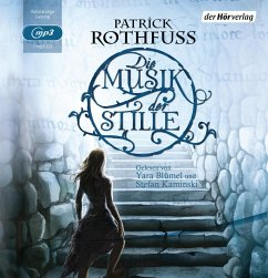 Die Musik der Stille, 1 MP3-CD - Rothfuss, Patrick