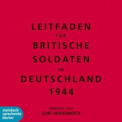 Leitfaden für britische Soldaten in Deutschland 1944 (Ungekürzt) (MP3-Download) - Library, The Bodleian