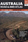 Hema Australia Road and 4WD Atlas