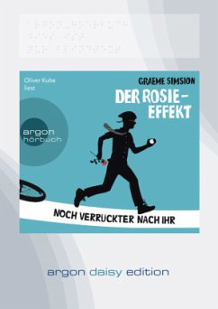 Der Rosie-Effekt, 1 MP3-CD (DAISY Edition) - Simsion, Graeme