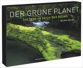 Der grüne Planet. Tischaufsteller