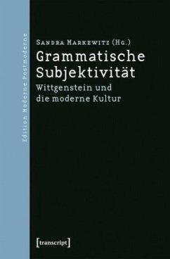 Grammatische Subjektivität