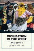 Civilization in the West, Volume 2