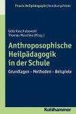 Anthroposophische Heilpädagogik in der Schule (eBook, ePUB)