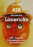 628 deutsche Limericks (eBook, ePUB)