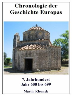 Chronologie Europas 7 (eBook, ePUB) - Klonnek, Martin
