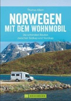Norwegen mit dem Wohnmobil - Kliem, Thomas