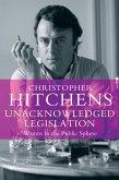 Unacknowledged Legislation (eBook, ePUB)