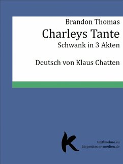 CHARLEYS TANTE (eBook, ePUB) - Thomas, Brandon