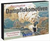 Faszination Dampflokomotiven Tischaufsteller