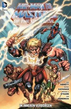 He-Man und die Masters of the Universe 04: Im Inneren verborgen - Abnett, Dan; Mhan, Pop; Giffen, Keith; Kayanan, Rafael