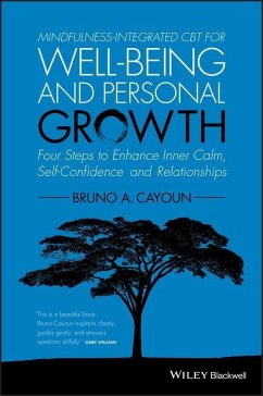 Mindfulness-integrated CBT for Well-being and Personal Growth (eBook, PDF) - Cayoun, Bruno A.