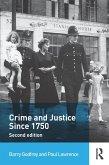 Crime and Justice since 1750 (eBook, PDF)