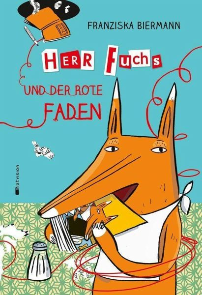 Buch-Reihe Herr Fuchs