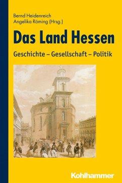 Das Land Hessen (eBook, PDF)