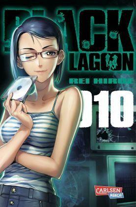 Buch-Reihe Black Lagoon