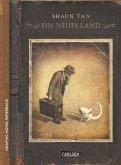 Graphic Novel paperback: Ein neues Land