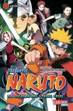 Naruto - The Movie: Die Legende des Steins von ...