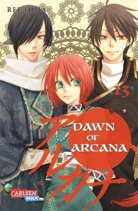 Buch-Reihe Dawn of Arcana