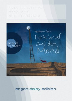Nachruf auf den Mond, 1 MP3-CD (DAISY Edition) - Filer, Nathan