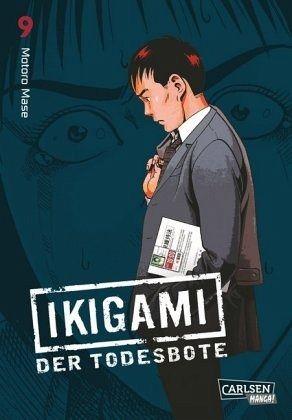 Buch-Reihe Ikigami