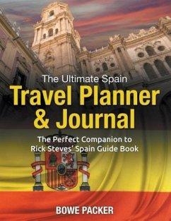 The Ultimate Spain Travel Planner & Journal