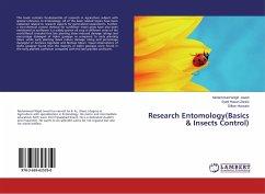 Research Entomology(Basics & Insects Control) - Javed, Muhammad Wajid; Zarain, Syed Hasan; Hussain, Dilbar