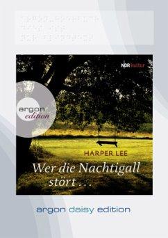 Wer die Nachtigall stört . . ., 1 MP3-CD (DAISY Edition) - Lee, Harper