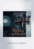 Wolfsschlucht / Kreuthner und Wallner Bd.6 (1 MP3-CDs)