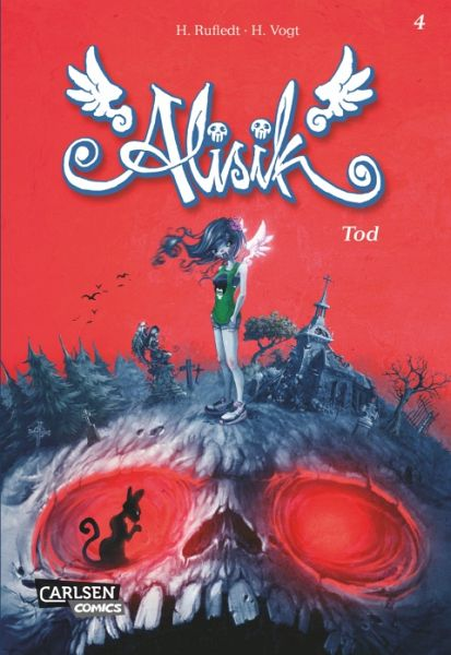 Buch-Reihe Alisik
