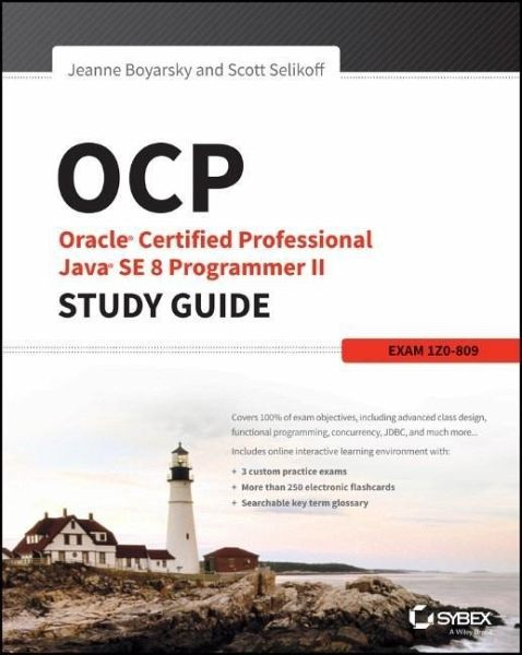 ocp oracle certified professional java se 8 programmer ii. Black Bedroom Furniture Sets. Home Design Ideas