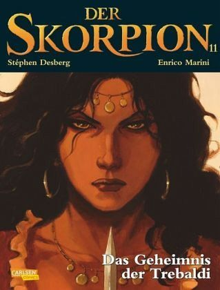 Buch-Reihe Der Skorpion