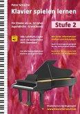 Klavier spielen lernen (Stufe 2)