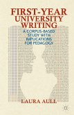 First-Year University Writing: A Corpus-Based Study with Implications for Pedagogy