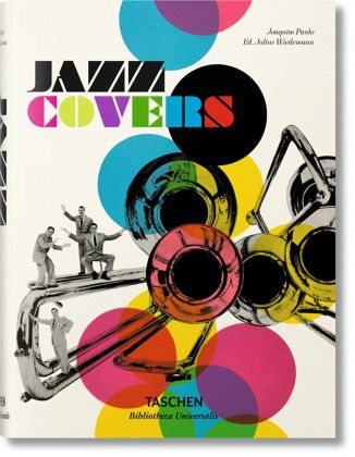 Jazz Covers Book Cover