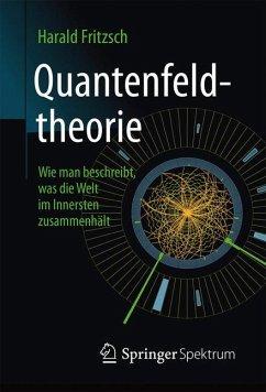 Quantenfeldtheorie - wie man beschreibt, was di...