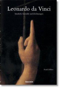 Leonardo da Vinci. Sämtliche Gemälde und Zeichnungen - Zöllner, Frank; Nathan, Johannes